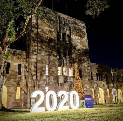 UQ Graduation Week 2020