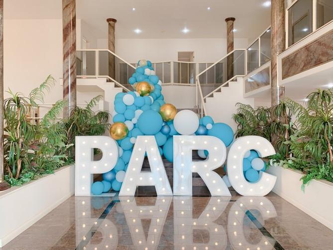 PARC property party
