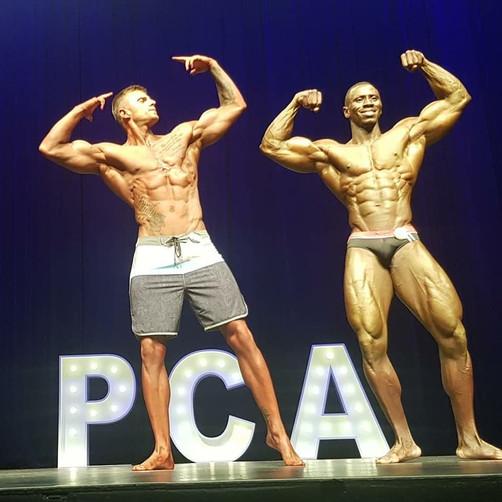PCA Body Building Show
