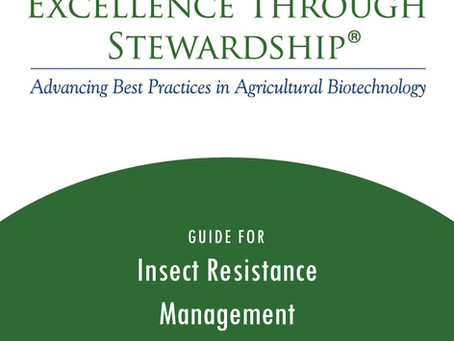 Updated: ETS Insect Resistance Management Guide