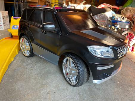 Mercedes Benz ML63