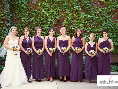 They don't call it BridesMAID for nothin'