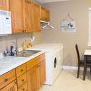 Bridal Suite Kitchen