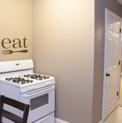 Bridal Suite Kitchen