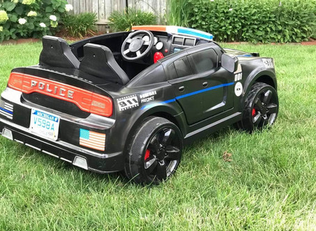 Kid Trax Police Chargers, Where it All Began