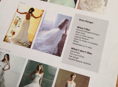 Why you need a wedding book