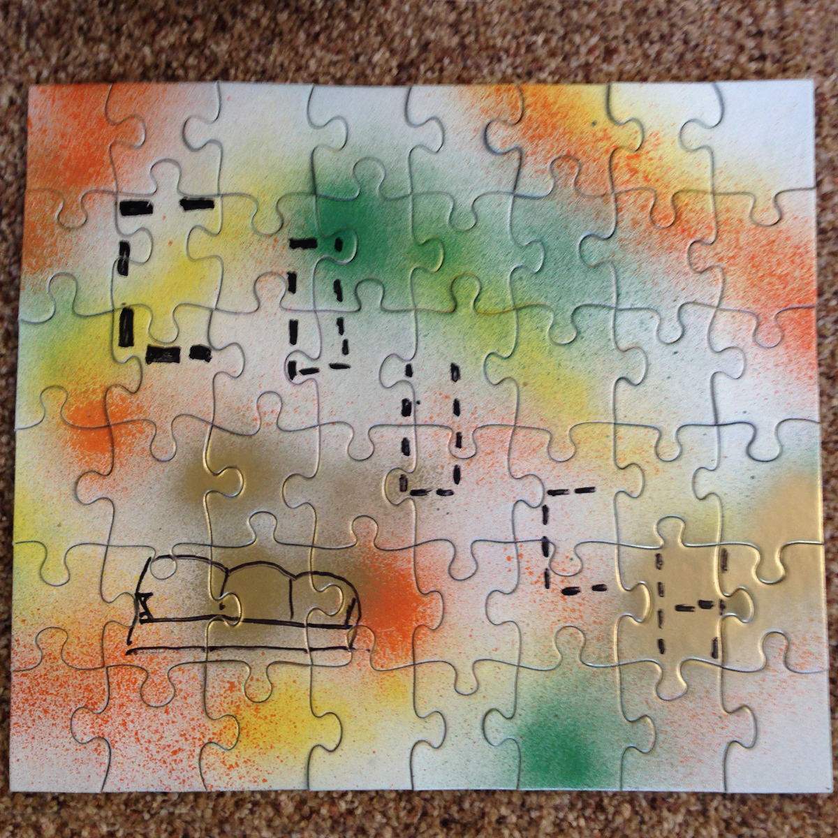 Couch Puzzle