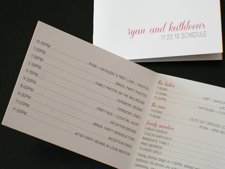 Wedding Templates for Budget, Seating, Photos and more!