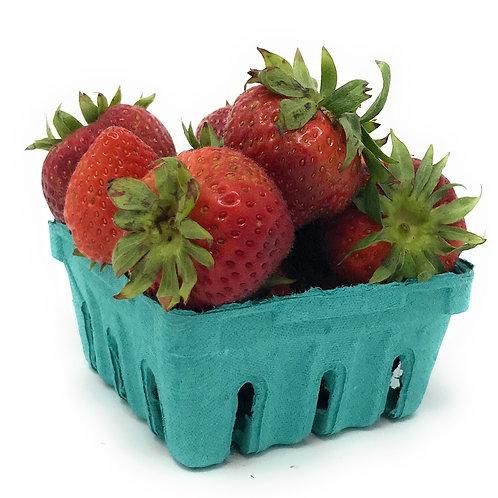 Strawberries (fresh, half pint)
