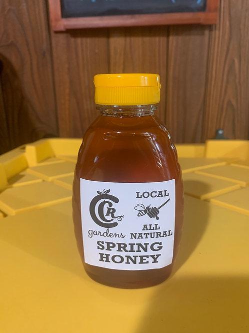 Honey (1 lb, Squeeze Bottle)