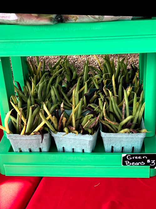 Green Beans, Fresh (quart)