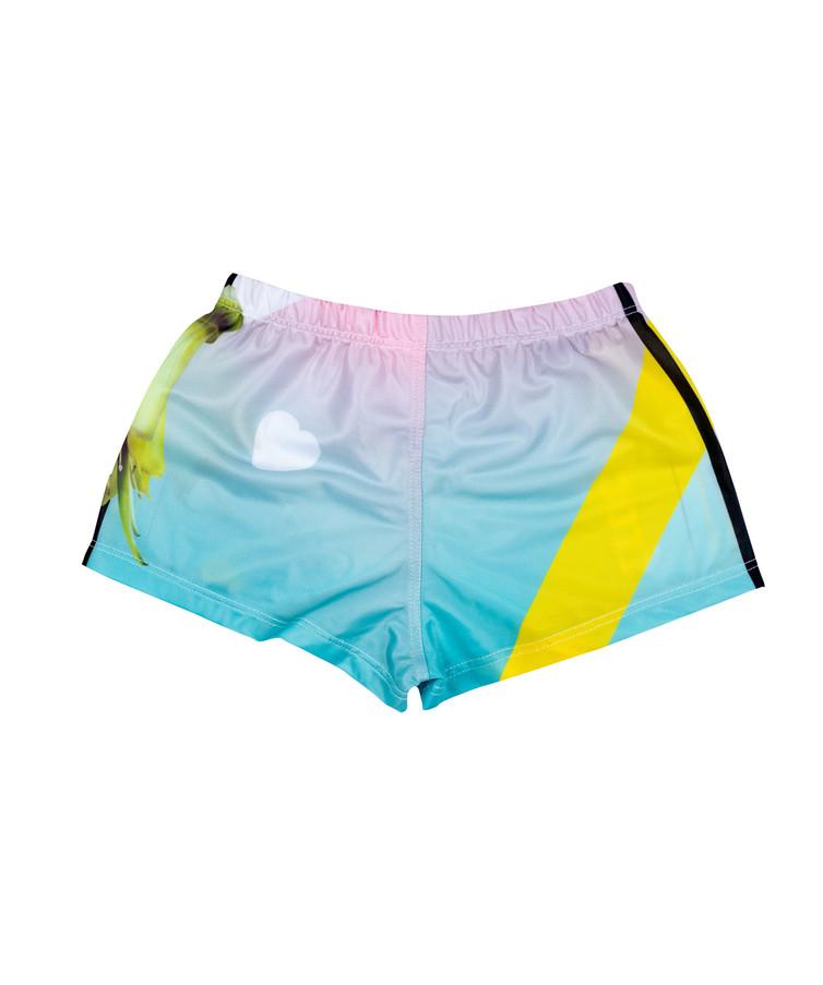 'Free as' shorts