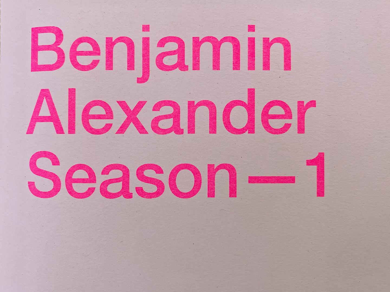 BA Season 1