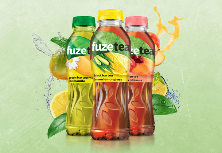 FuzeTea Beverage Design