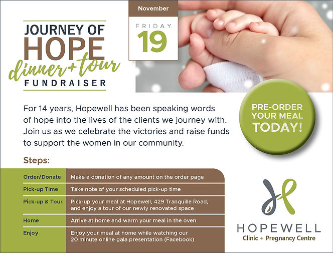 Hopewell Gala Meal Fundraiser
