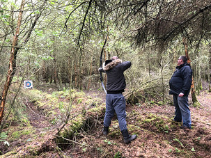 Field Archery, Bootcamp