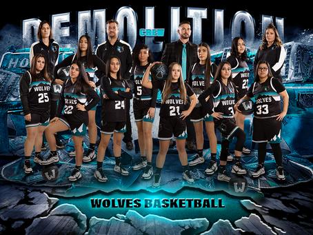 Watch the Westy Girls' Basketball Team
