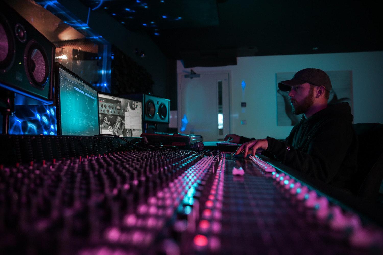 Studio Time (2hr)