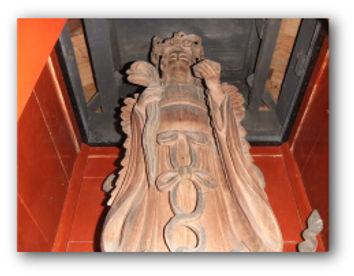 金色姫像(星福寺所蔵)