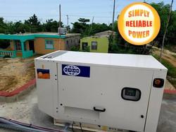 Energia para Republica Dominicana