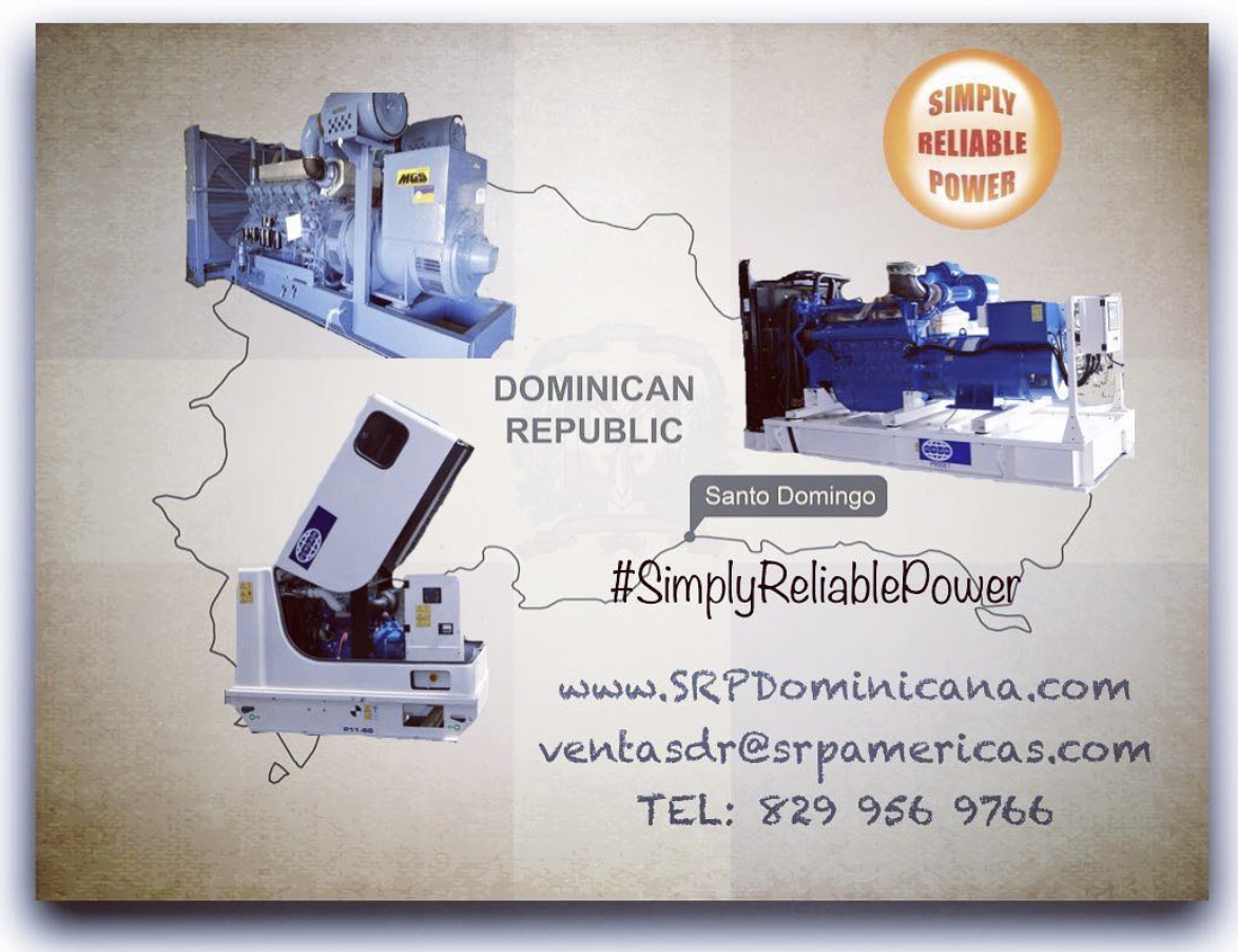 SR Power Dominicana SAS