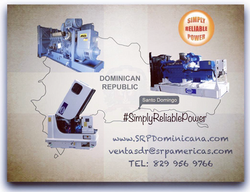 SR Power Dominicana SAS