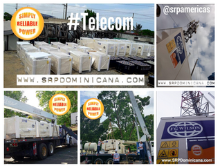 Plantas Electricas FG Wilson: Conectando a Republica Dominicana