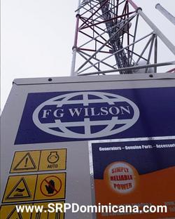 Plantas Eléctricas FG Wilson
