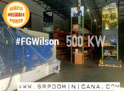 Planta Electrica FG Wilson