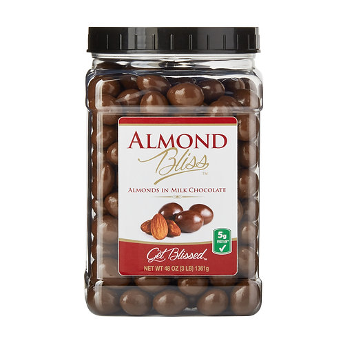 Almond Bliss 3lb large container