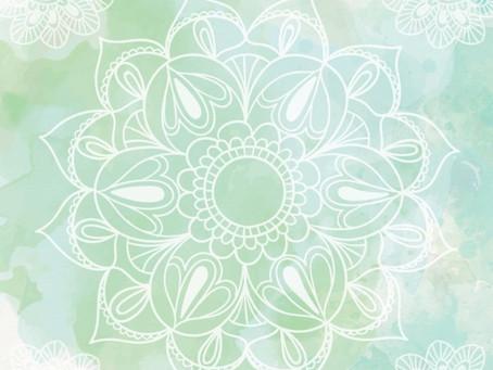 Le Mandala, un outil thérapeutique silencieux