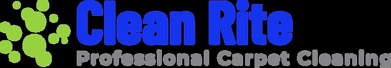 Clean Rite Carpet Cleaning Logo