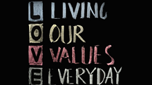Living Our Values