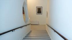 Trappe hovedindgang