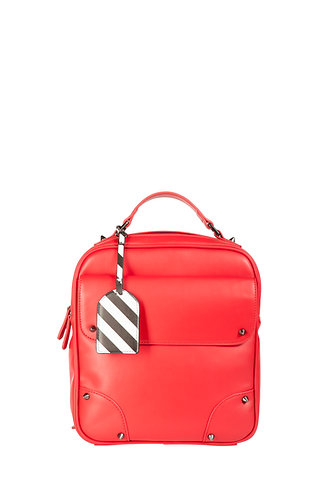 Hang Accessories Josslyn Backpack - Red