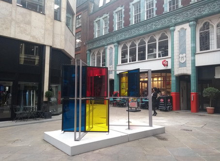 SCULPTURES IN THE CITY EXHIBITION 2019.