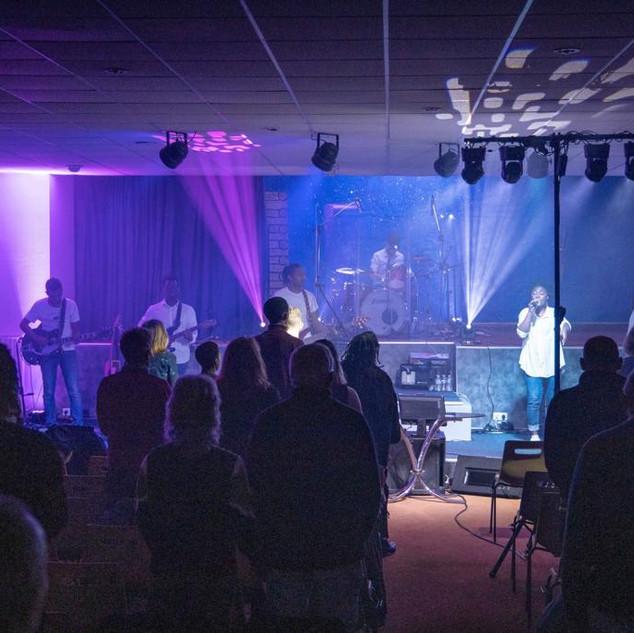 Concert à l'église évangélique de Niort