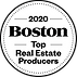 2020 Boston Top Real Estate Producers