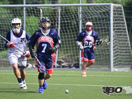 Lacrosse in Maastricht