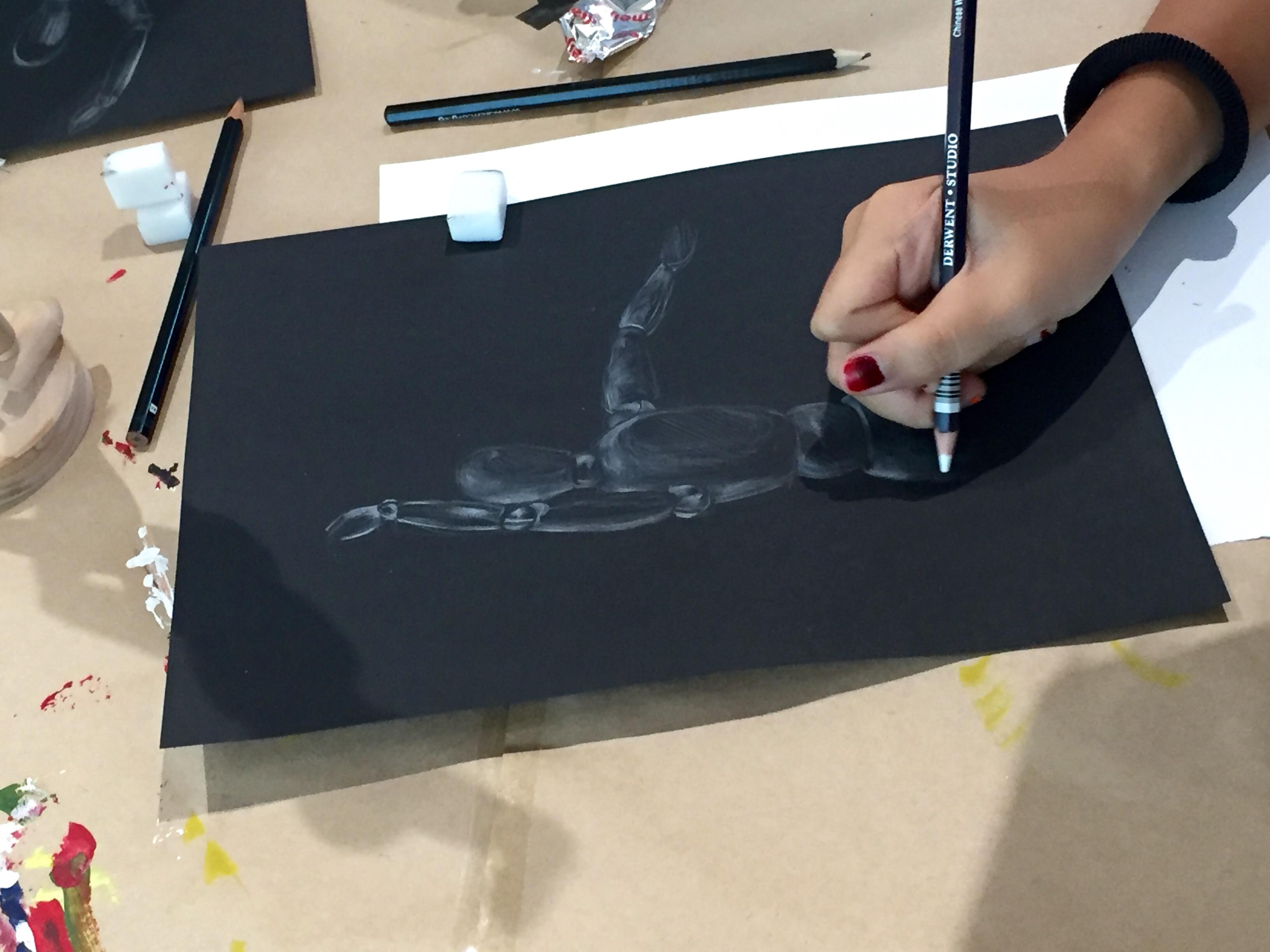 Art School Portfolio Classes