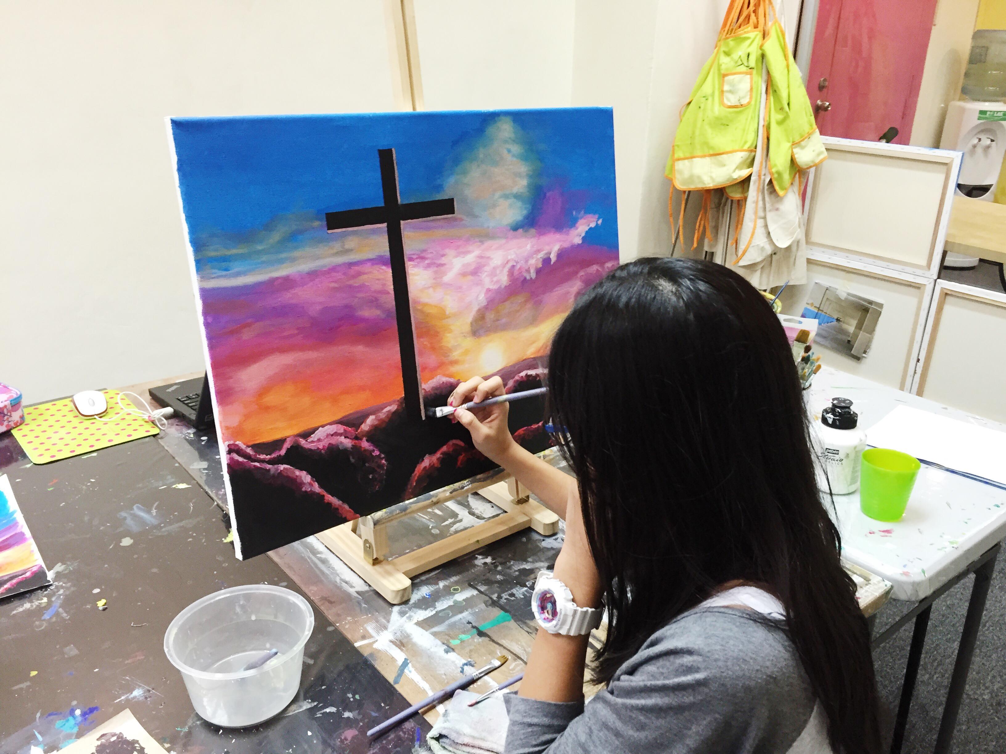 Individual  Art classes Singapore