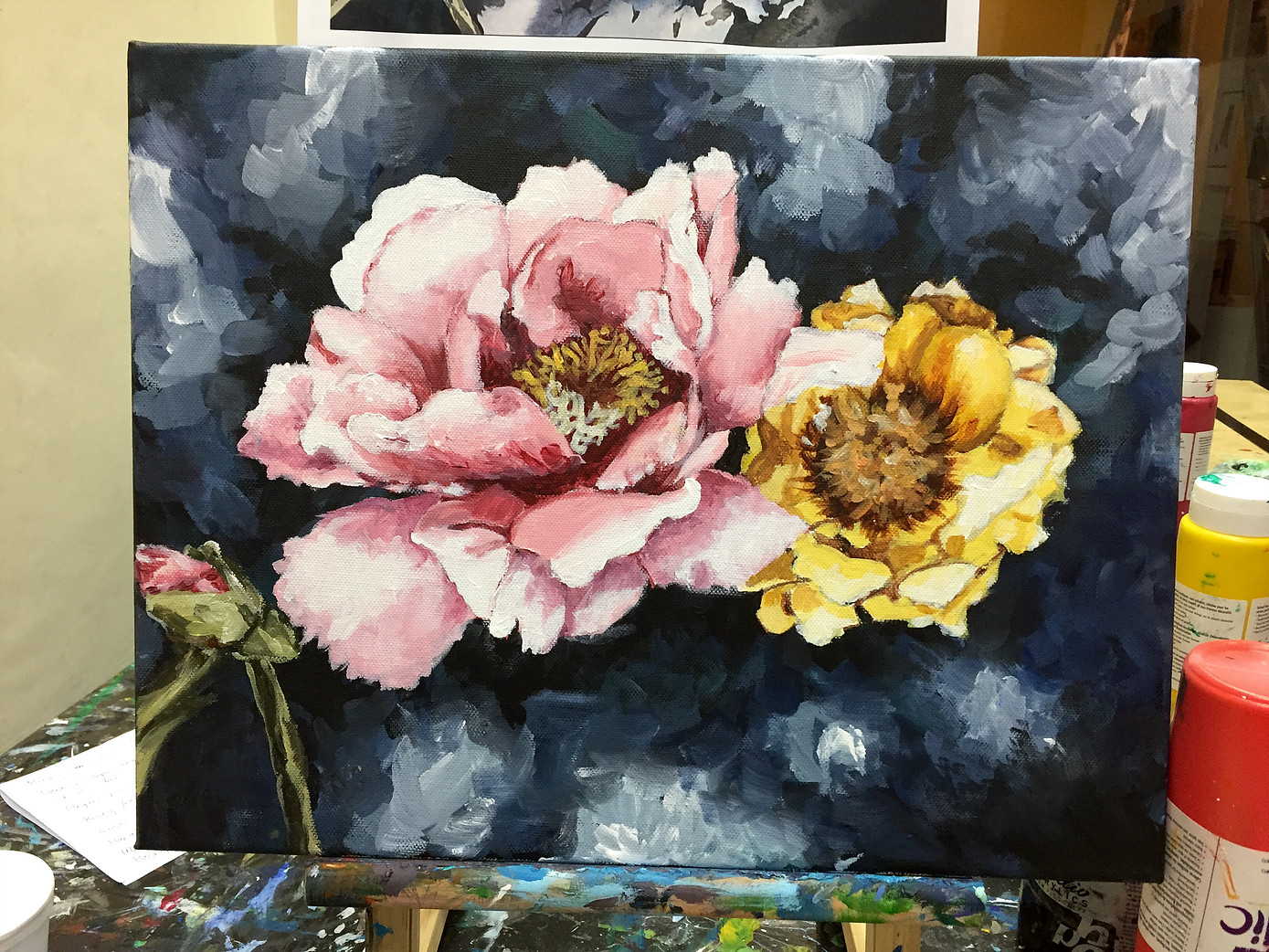 Best Oil Painting Classes Singapore