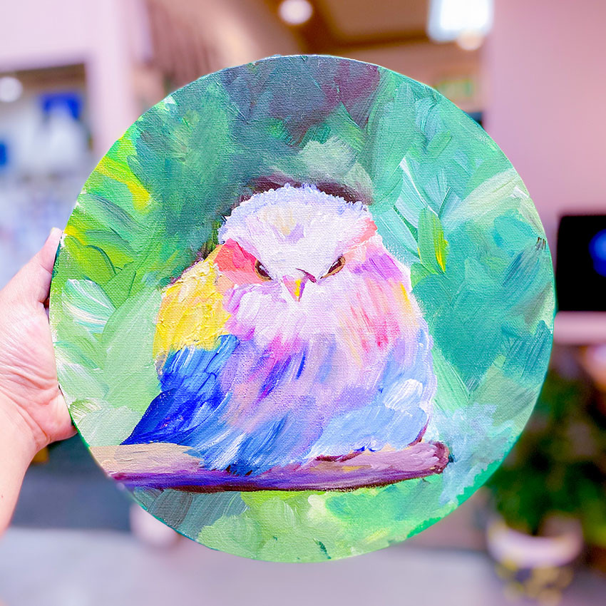 Best Painting Classes in Singapore for A