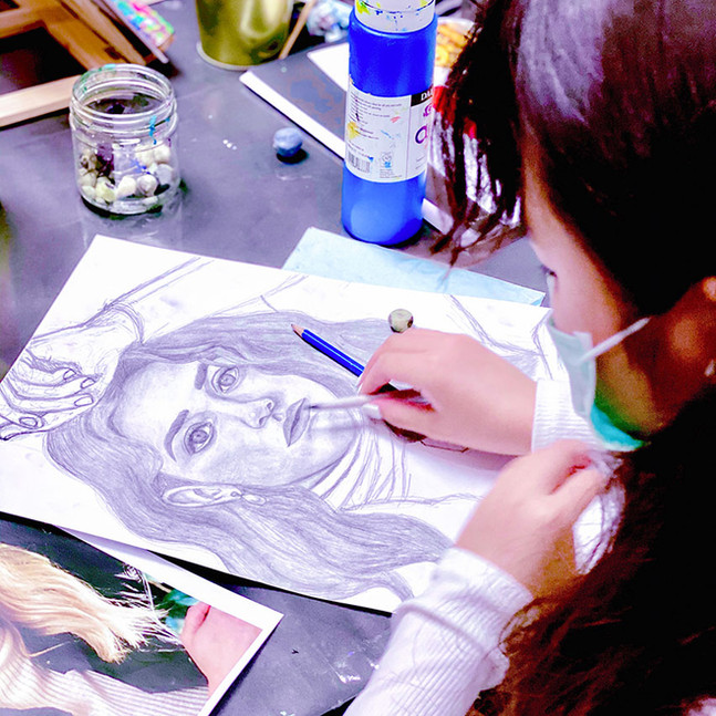 Best Art Drawing Classes for Children in