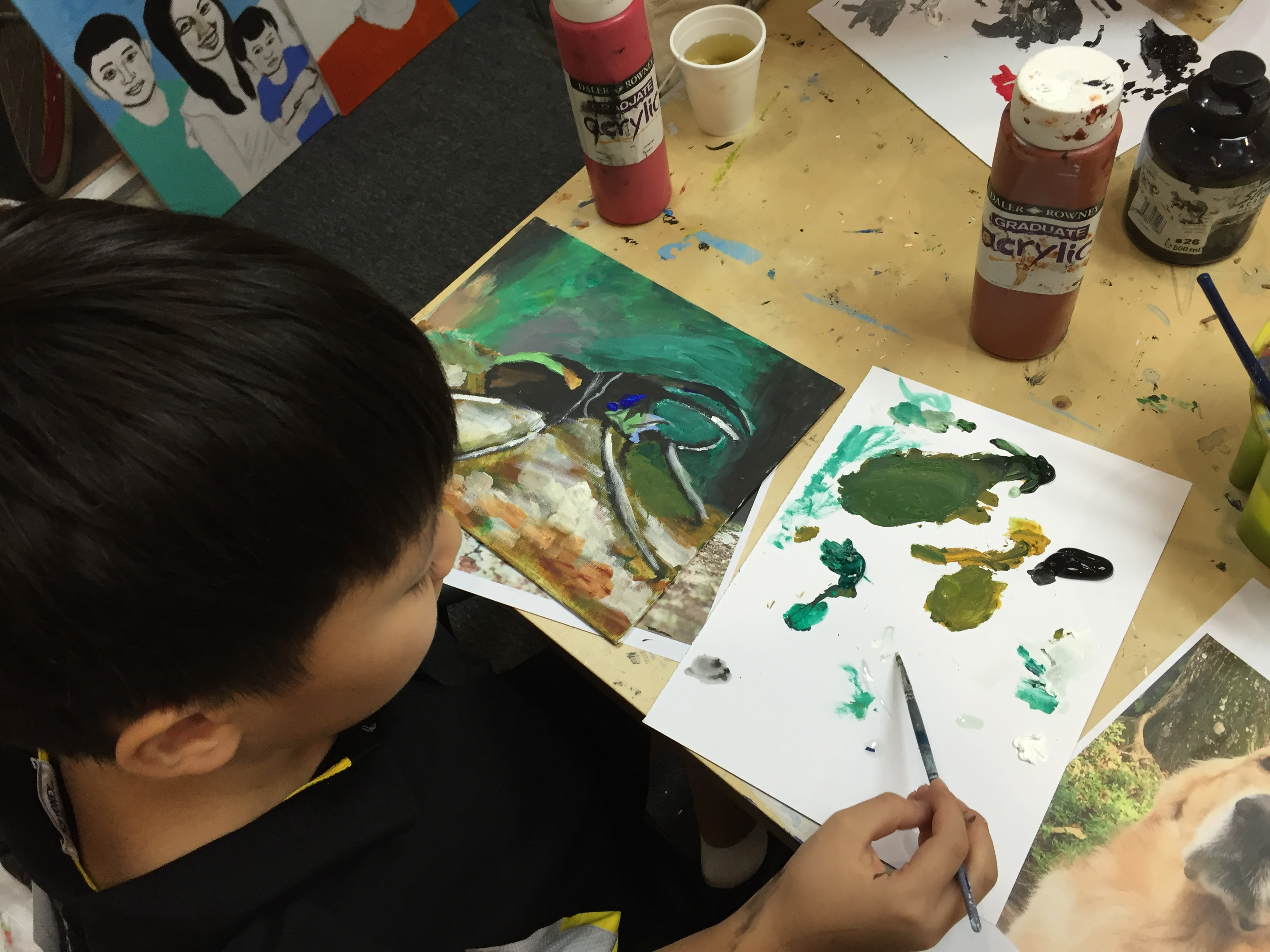 Kids Art Classes Singapore