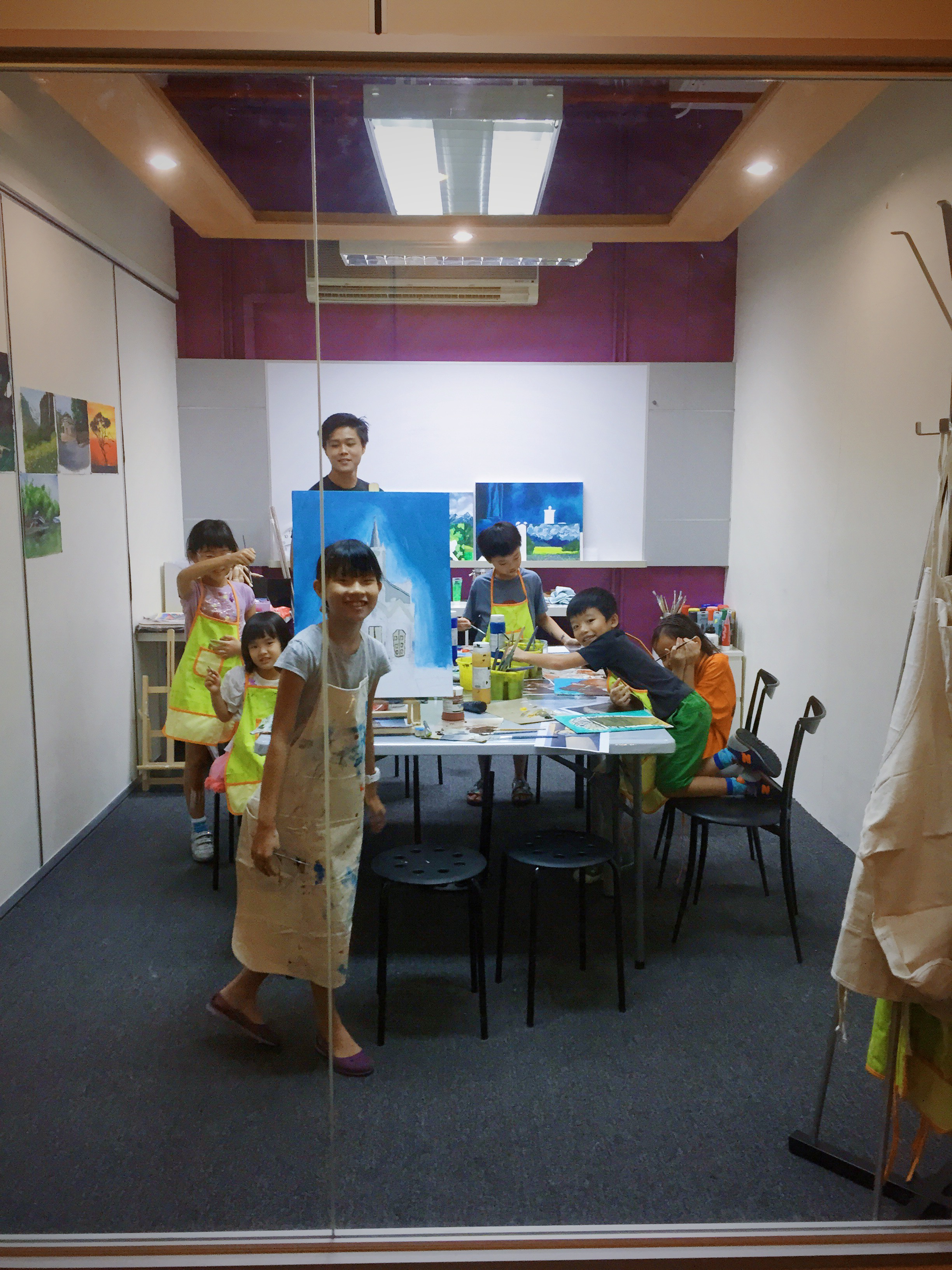 Bests Children Art Classes Singapore