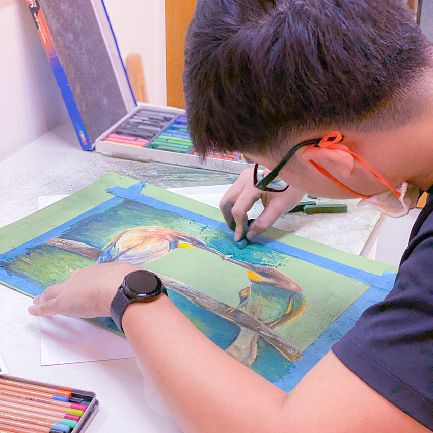 Best Art Classes for Adults in Singapore