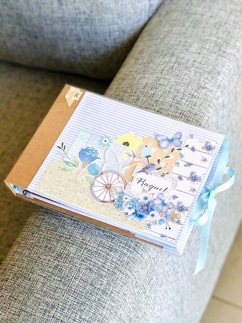 Caderno Decorado (encomenda)