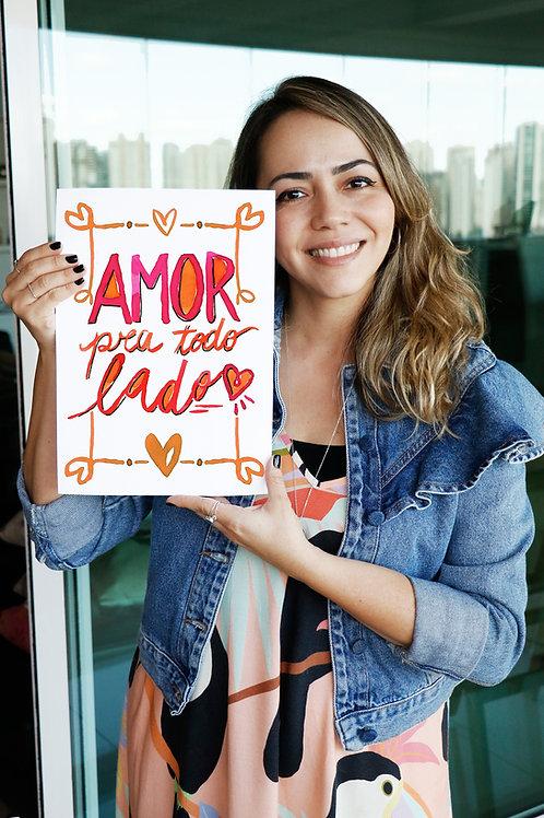 Kit Digital Amor pra Todo Lado