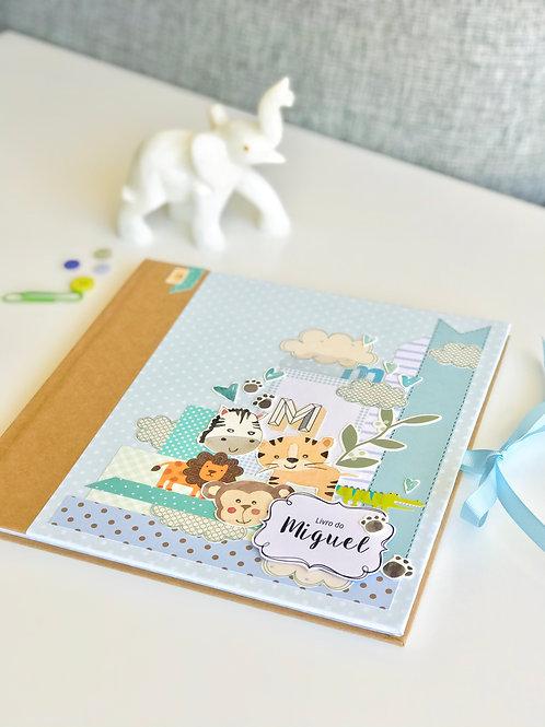 Livro do Bebê (encomenda)